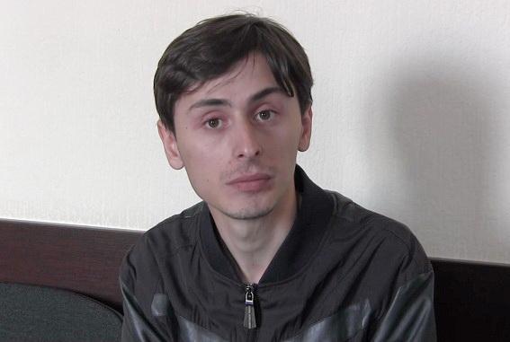 У Києві затримано 24-річного злодія в законі Озургетського: відео