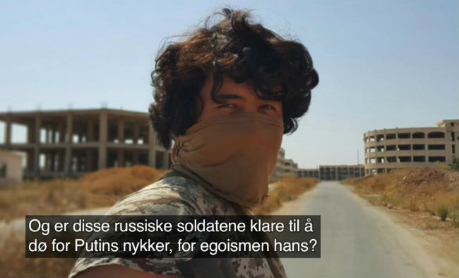 Сирийская Аль-Каида грозит россиянам напомнить Афганистан: видео