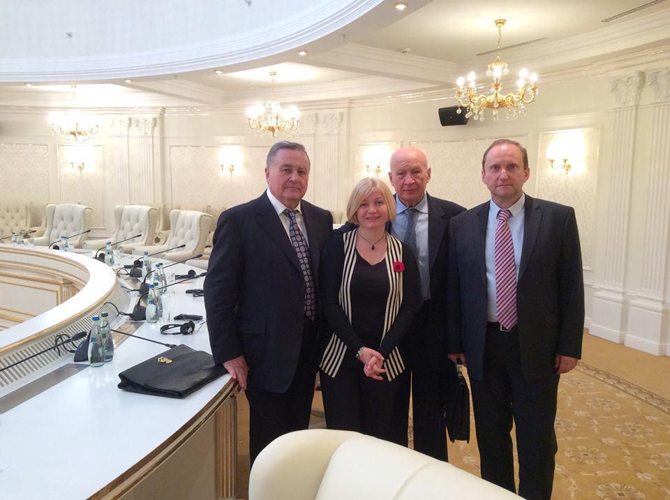 Серая зона. Киев и Москва спорят об отказе от части Донбасса