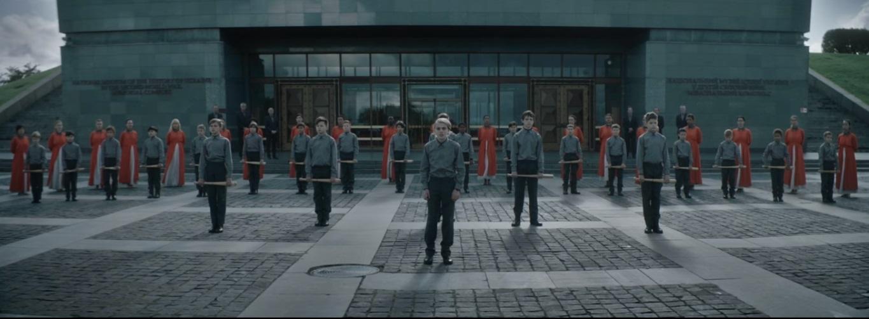 Библиотека и музей в Киеве попали в клип британской певицы