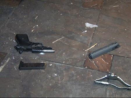 В Одессе взорвали гранату в баре, трое пострадавших