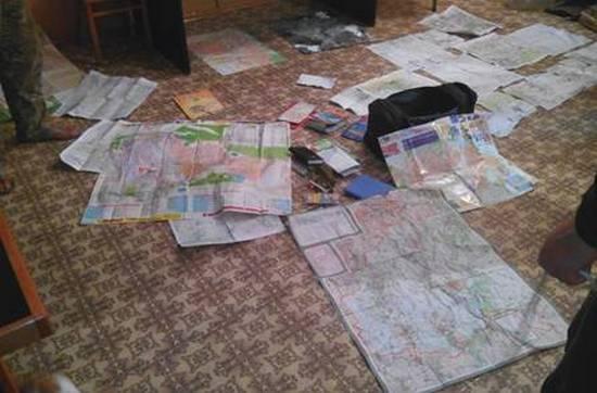 В районе Лисичанска найден тайник с боеприпасами и взрывчаткой