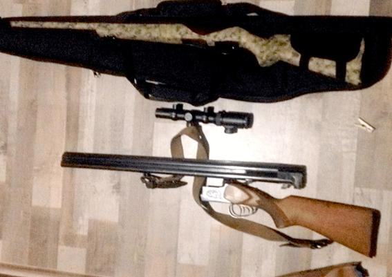 Под Ровно задержаны производившие наркотики оборотни в погонах
