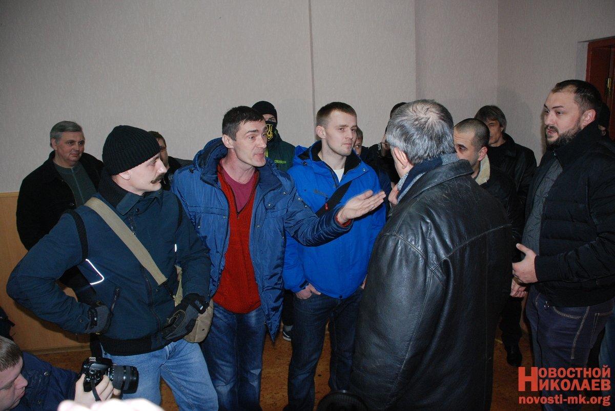 Навстрече «Украинского выбора» поДонбассу «Правый сектор» избил депутата