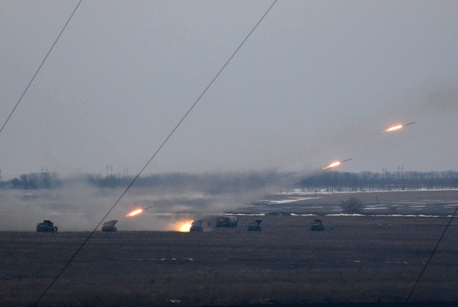 Бойцы 62-й бригады ВСУ провели учения с боевыми стрельбами: видео
