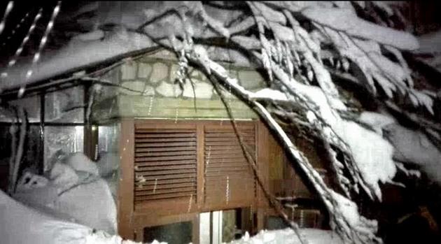 30 человек стали жертвами лавины вИталии