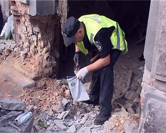 Взрыв в Одессе квалифицирован как теракт: фото