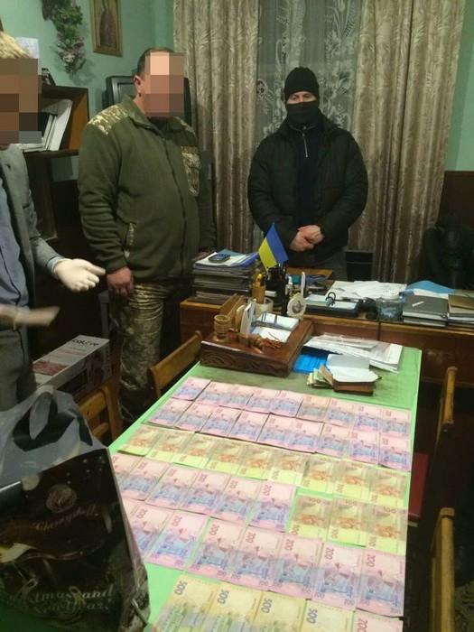 Начальника полигона на Волыни подозревают в вымогательстве: видео