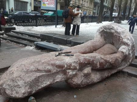 Евромайдан, день 23-й: хроника