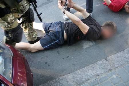 СБУ задержала в Одессе боевиков, сбежавших из зоны АТО