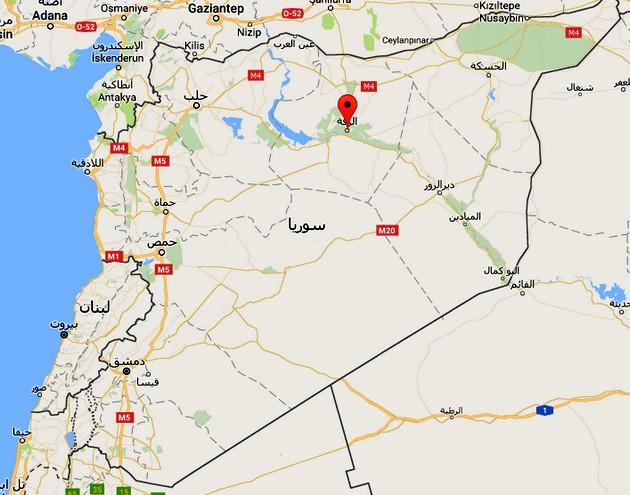 Сирийский оплот террористов Исламского государства взят в осаду