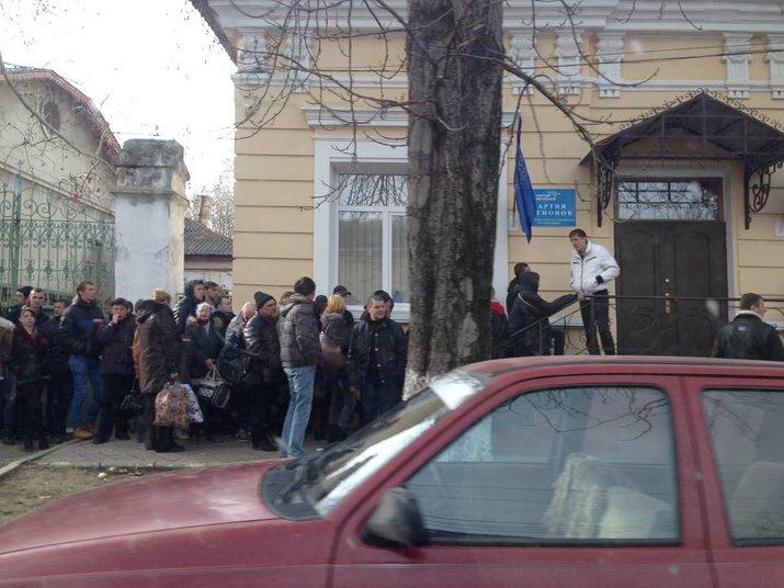 Евромайдан, день 91-й: обновляется