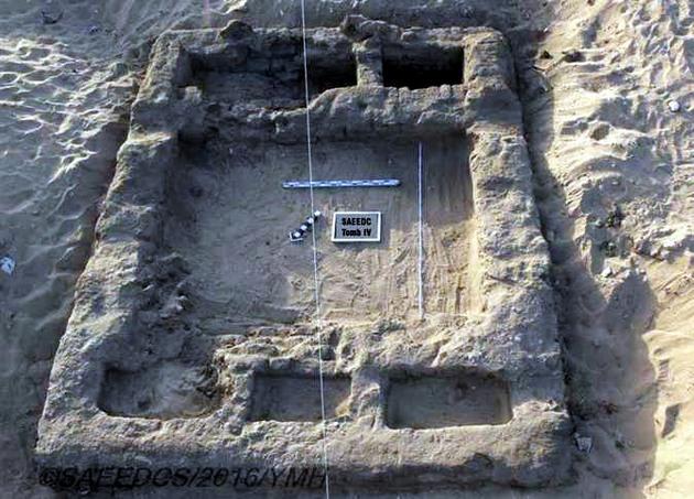 """В Египте археологи раскопали древние """"Липки"""""""