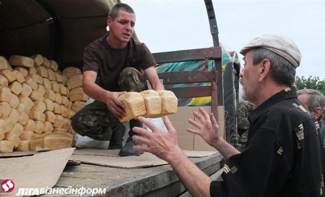 """""""Голосовала за Новороссию, теперь слезы льешь. Ты привела войну!"""""""