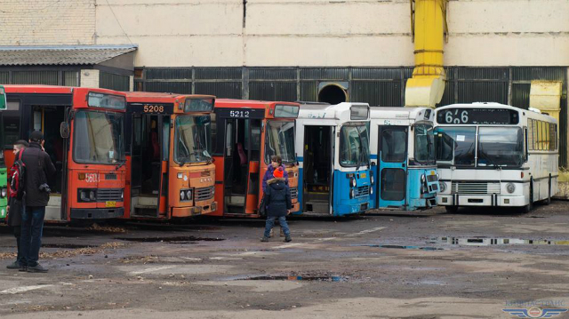 В Киеве появится музей пассажирского транспорта Украины: фото