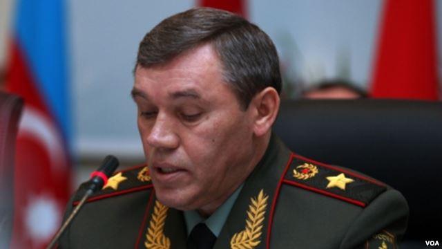 Начальнику Генштаба РФ объявили о подозрении и вызвали в Украину