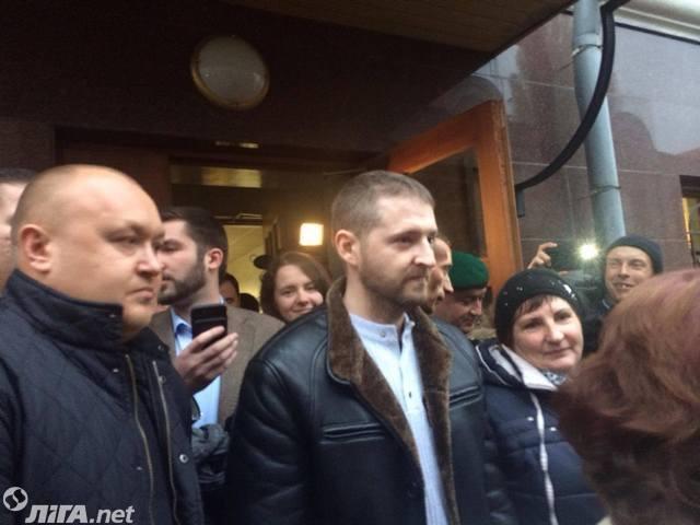 Суд отменил приговор Колмогорову и отпустил его из-под стражи