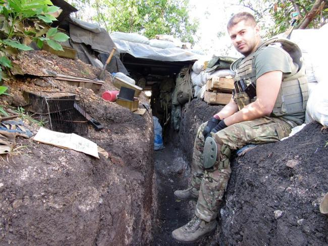 СМИ: в Брюсселе организована фотовыставка террористов ДНР
