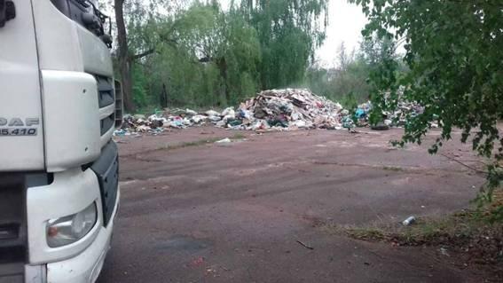 Натерритории прежнего детского лагеря наКиевщине отыскали сор соЛьвова