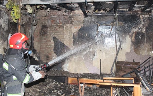 Пожар в реабилитационном центре: спасатели эвакуировали 38 детей