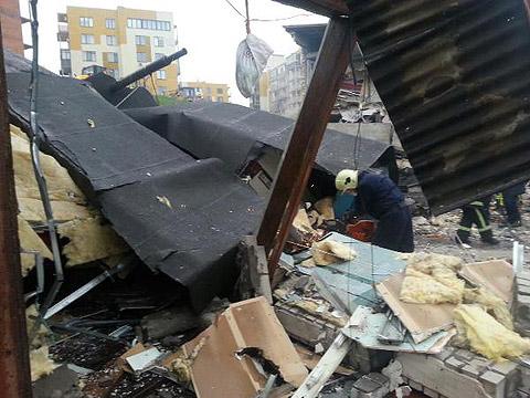 У Подільському районі Києва стався вибух: загинула людина