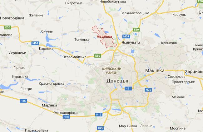 Боевики обстреляли Авдеевку из артиллерии, серьезно ранен ребенок