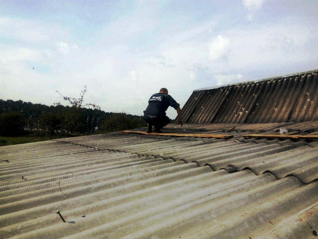 В Бердичеве град нанес ущерб на 6,4 млн грн, объявлена ЧС