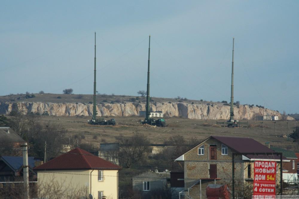 Оккупанты развернули в Крыму комплекс радиоэлектронной борьбы