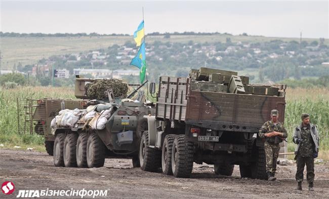 Друга річниця битви сил АТО за Семенівку: як це було