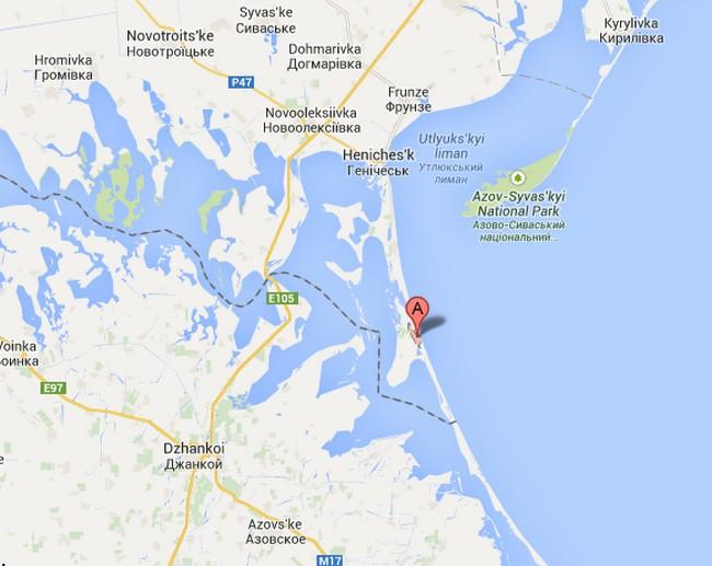 Военные РФ обустраивают блокпосты в Херсонской области - СНБО