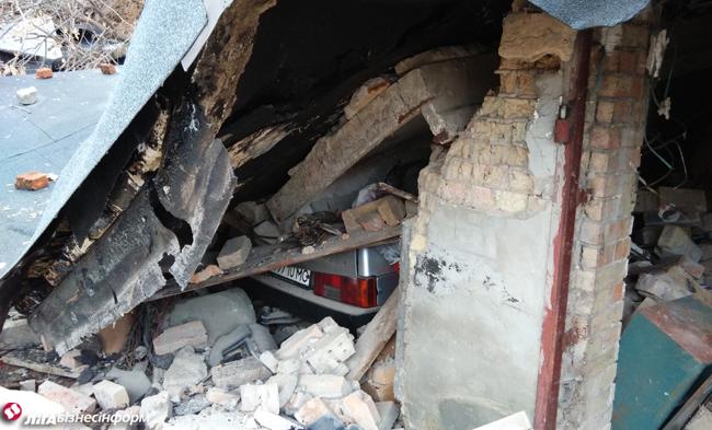 Обрушившийся дом в Киеве строила фирма сепаратиста Константинова