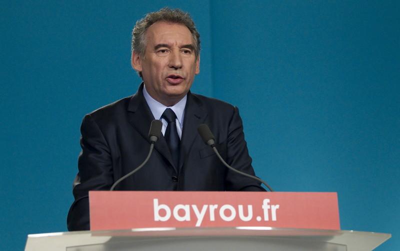 Французский центрист Байру отказался отвыборов впользу Макрона