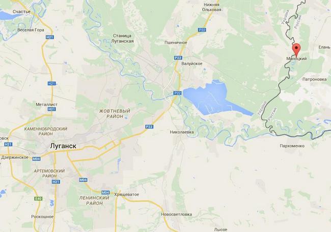 Россия возобновила обстрелы Украины со своей территории - СНБО