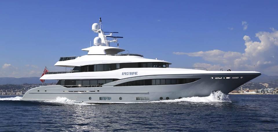 Журналист показала фото бизнес-джета и яхты Хомутынника