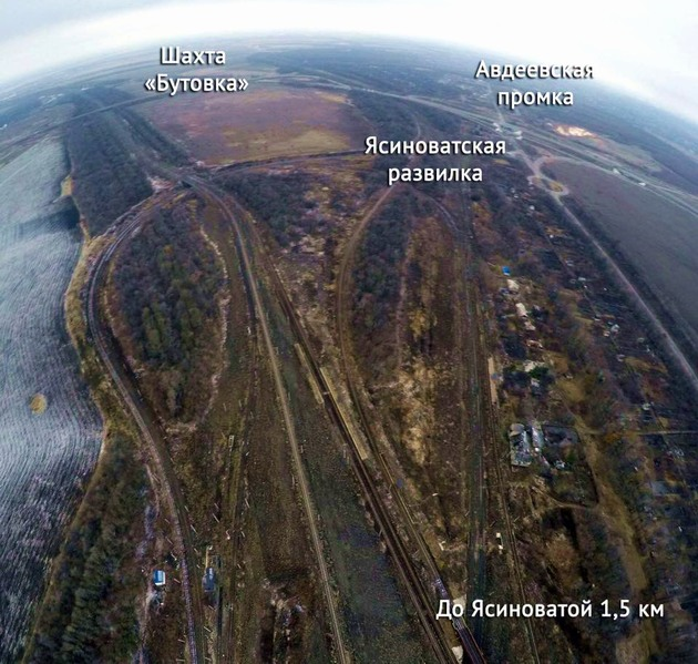 По Авдеевке били Градом, на окраине повреждено 20 домов - ДонОВГА