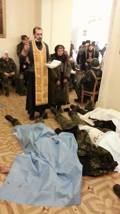 Количество погибших в центре Киева достигло девяти человек