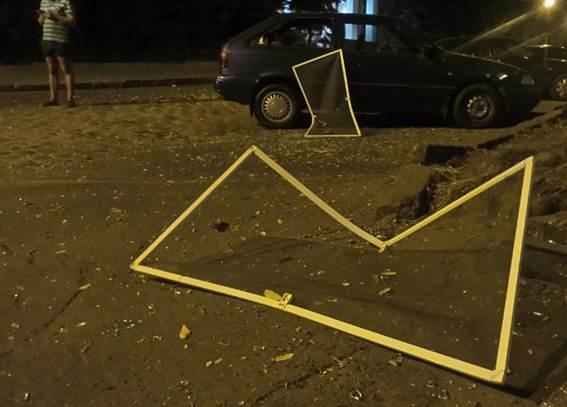 У здания Службы безопасности в Одессе прогремел взрыв