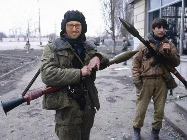 Российских пропагандистов вновь поймали на лжи: оккупанты пытались выдать свой кустарный миномет за украинский - Цензор.НЕТ 783