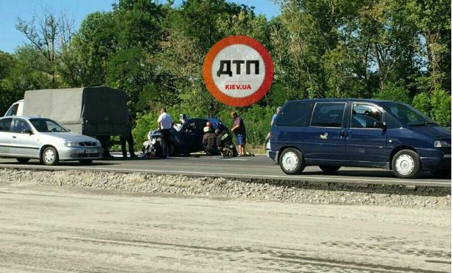 В результате ДТП на Одесской трассе погибла девушка: фото