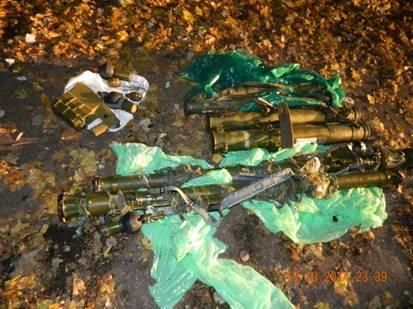 СБУ нейтрализовала агентов ФСБ, готовивших теракты в день выборов