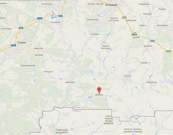 В Донбасс из России зашли 20 танков, 9 Градов и БТРов - СНБО