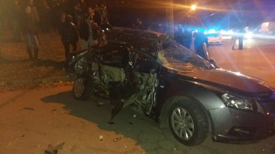 ВХарькове врезультате ДТП погибли три человека