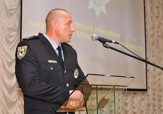 Полицию Хмельницкой области возглавил ивано-франковец