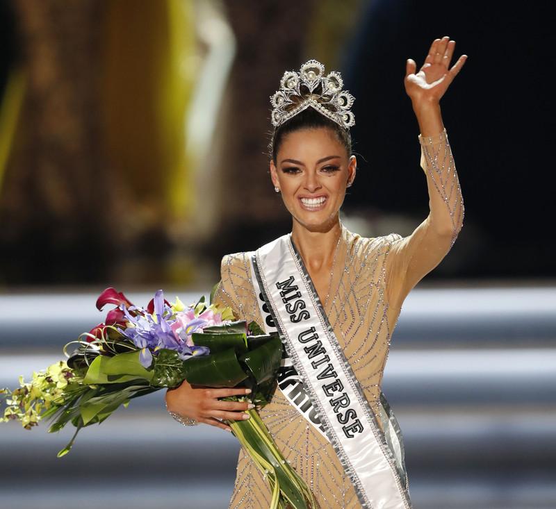 Титул Мисс Вселенная-2017 завоевала представительница ЮАР: фото