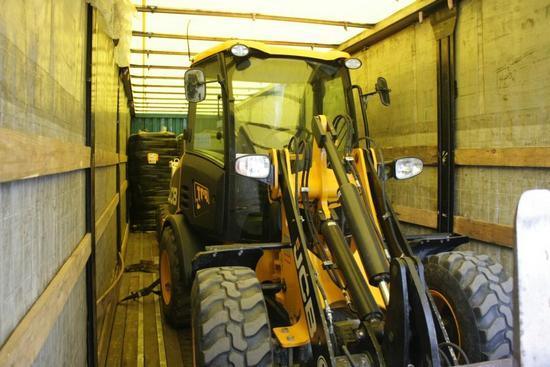 В Запорожье прибыли грузовики с гуманитарной помощью из Германии