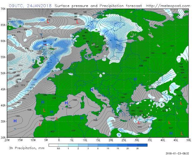 Синоптики рассказали, когда в Украине потеплеет: карты