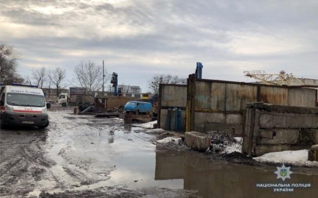 На заводе по переработке вторсырья нашли труп ребенка