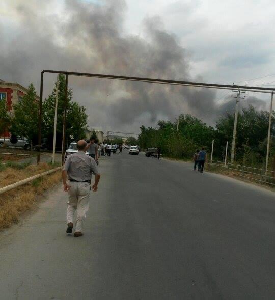 Вибух на збройовому заводі в Азербайджані: більше 20 постраждалих