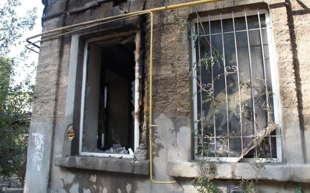 ВНиколаеве произошел взрыв вжилом доме, имеется пострадавший