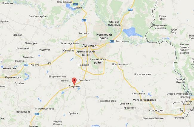 Бойцы 30-й бригады вырвались из окружения в Лутугино - журналист